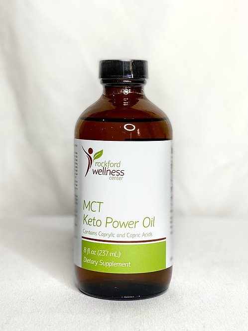 MCT Keto Power Oil