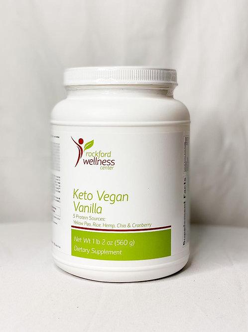 Keto Vegan Vanilla