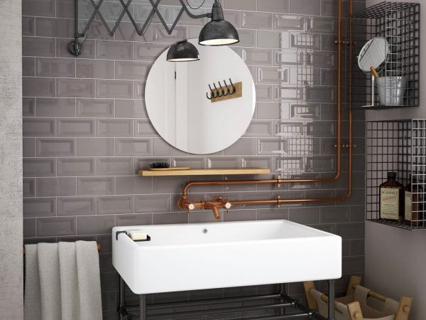Si estas pensando en hacer reforma en su baño, no se pierda ...