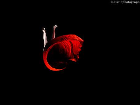 Mai Yamamoto Chabira <Aerial Silk>