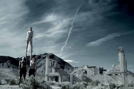 Trio vertigo - Morgane / Jerome / Pierre Antoine Cirque du Soleil