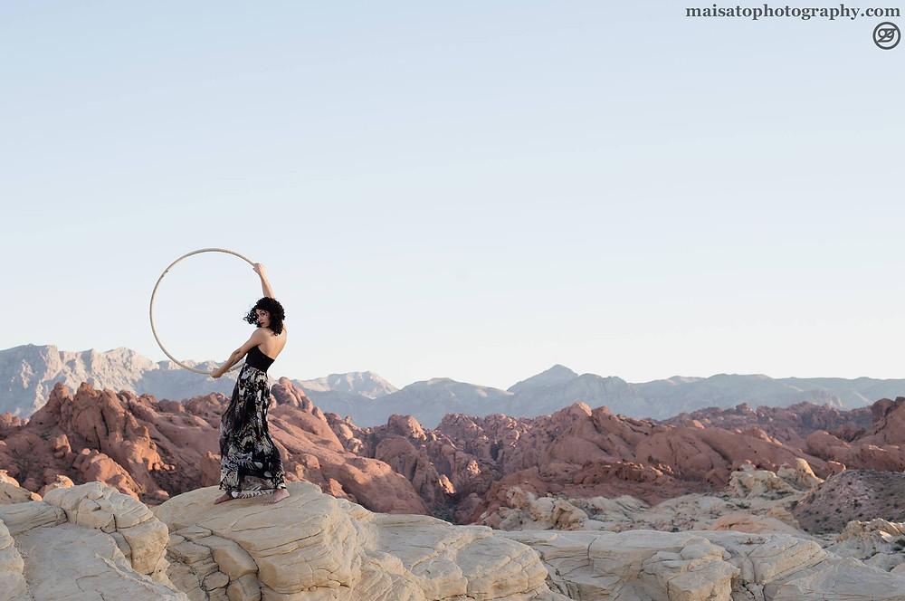 Christina Campolongo <Aerial Hoop>