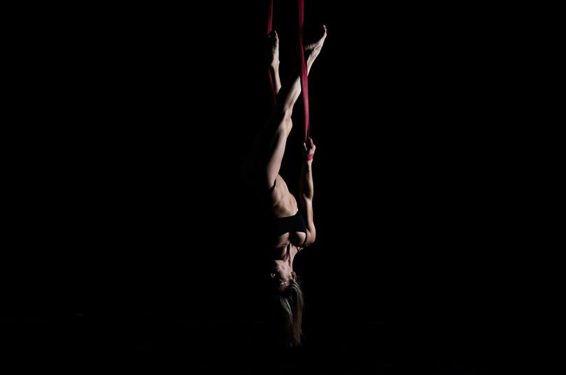 Vinie Canovas Cirque du Soleil