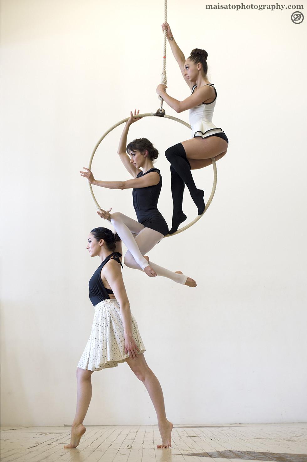 Daria / Sara / Marinella <Aerial Hoop>