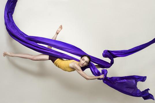 Sara Knauer Cirque du Soleil