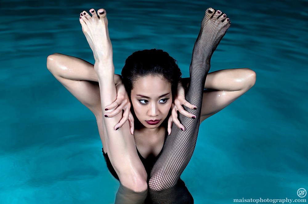 Mariko / Misa <Synchronized Swimming>