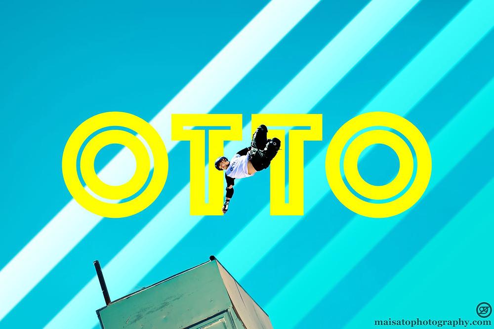 Otto BG <Aggressive In Line Skating>