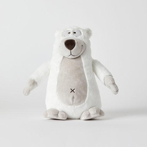 Knuffel IJsbeer 25 cm