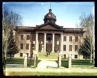 Box Elder County Court House - c1912