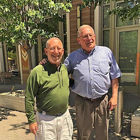 Pete and Pat Coppin in Salt Lake City - June 2019