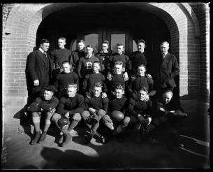 Box Elder Football Team - c1920