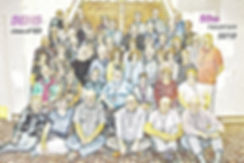 ReunionGroupPicture_ColoredPencil_Sharpe