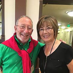 Pete Moskowitz & Renee Matsuura