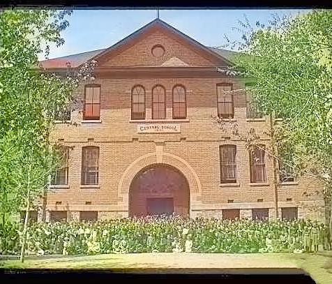 Central School - c1903