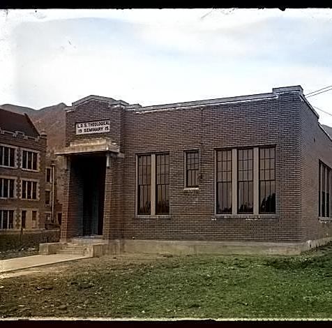 Box Elder HS Seminary - c1916