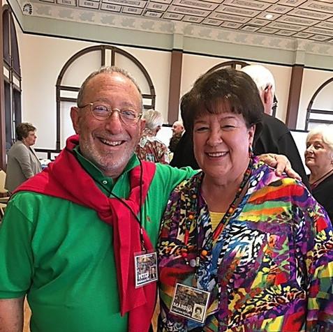 Pete Moskowitz & Marsha Bjornn
