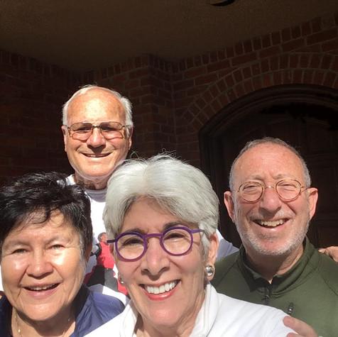 Pete, Susan, Donna Carboni and husband