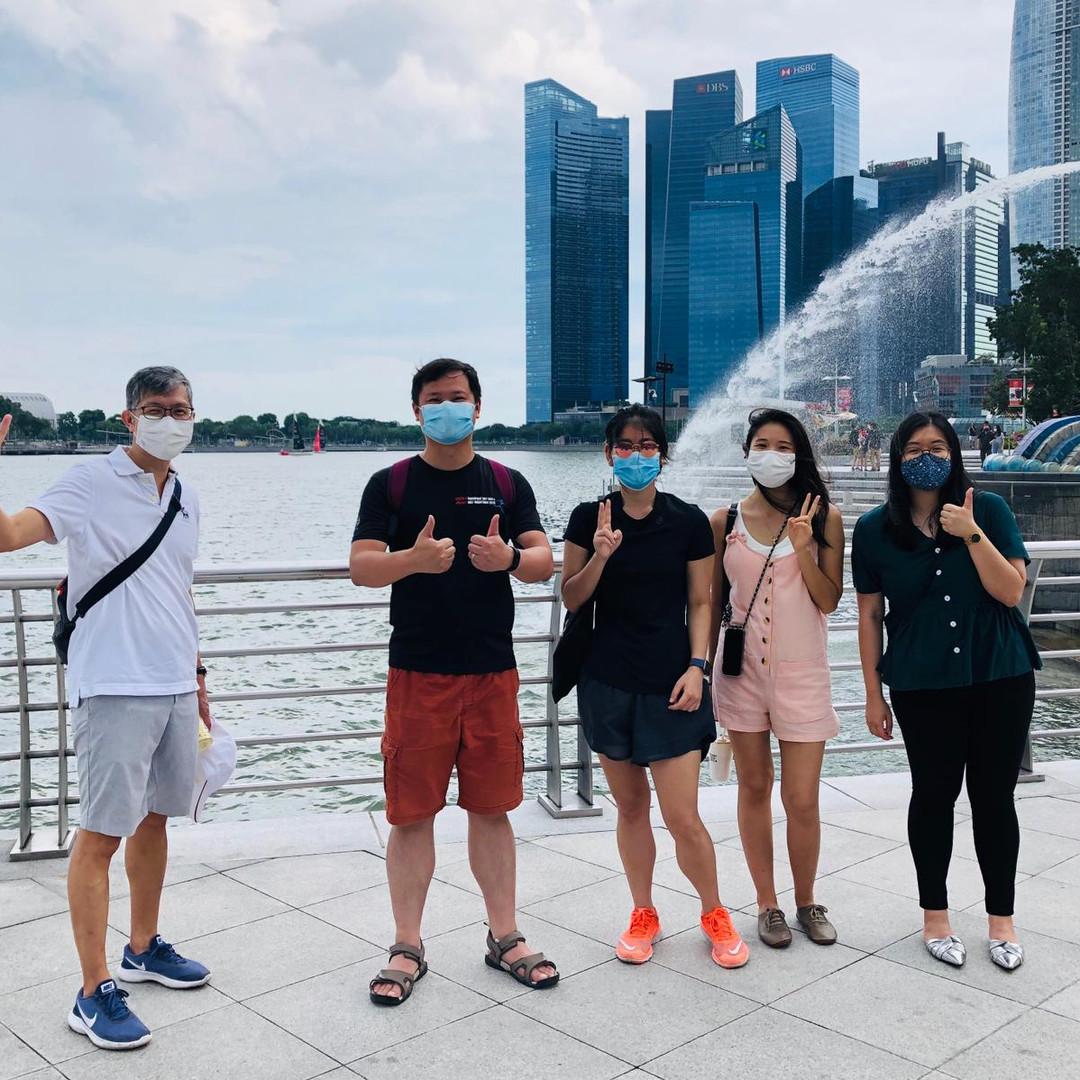 CBD Singapore Tour