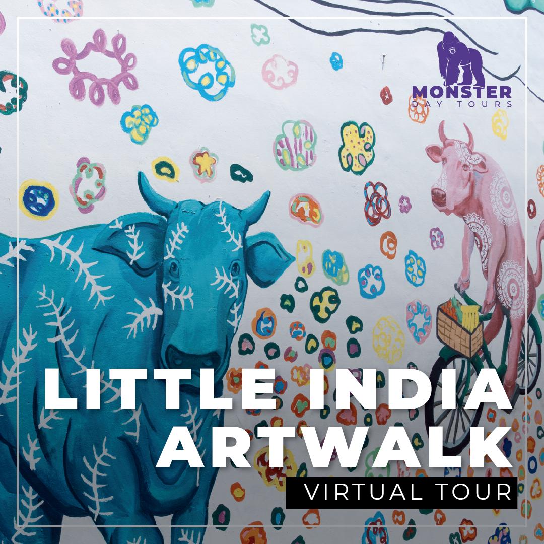 Mural ArtWalk + Art Workshop