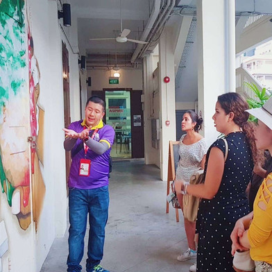 Corporate Tour Singapore_Tour Guide Colin_Monster Day Tours