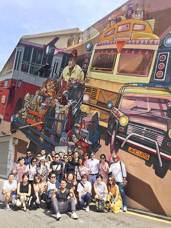 Customise a Singaporediscover walking tour for private groups
