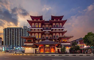 Chinatown - Buddha Tooth Relic Temple (E