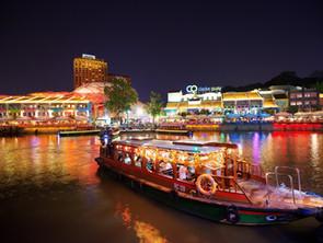 5 Must-Visit Restaurants Along the Singapore River