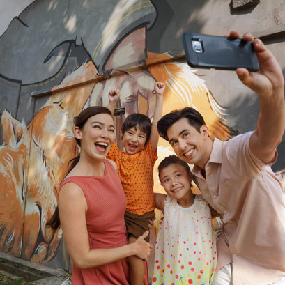 Kampong Glam Heritage Trail