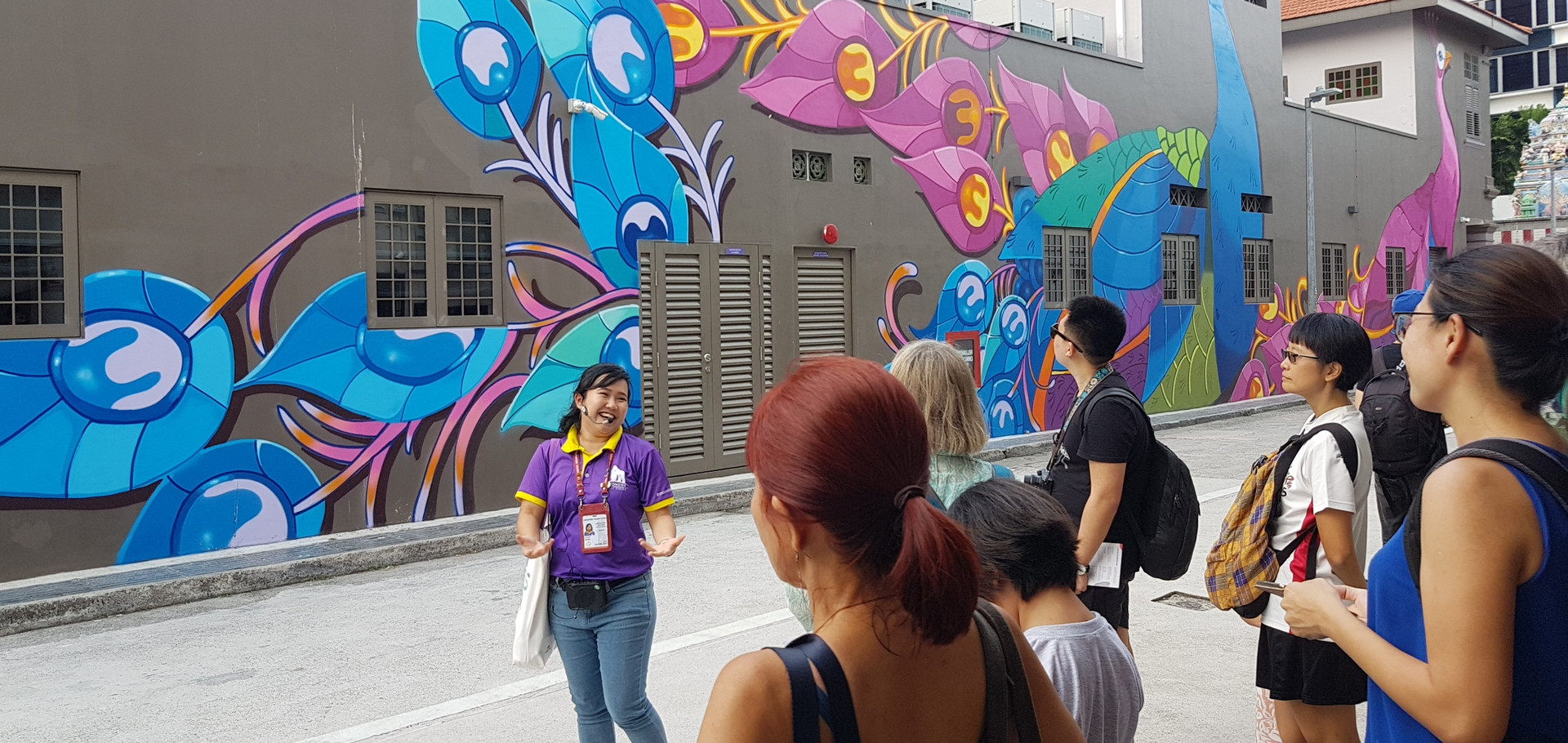 Tourism Projects_Artwalk Little India_Monster Day Tours