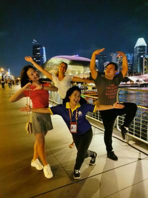 Singapore Tours_Private Tour_Jubilee Bridge