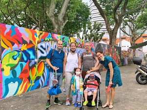 Tours for family activity during school holiday