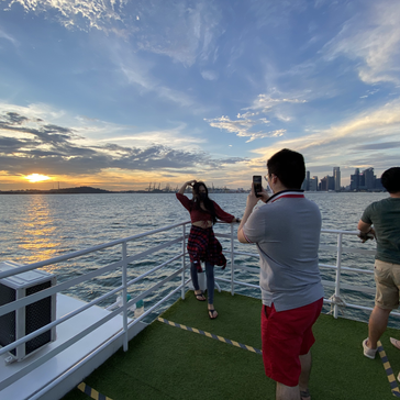 Southern Straits Sunset Dinner Cruise