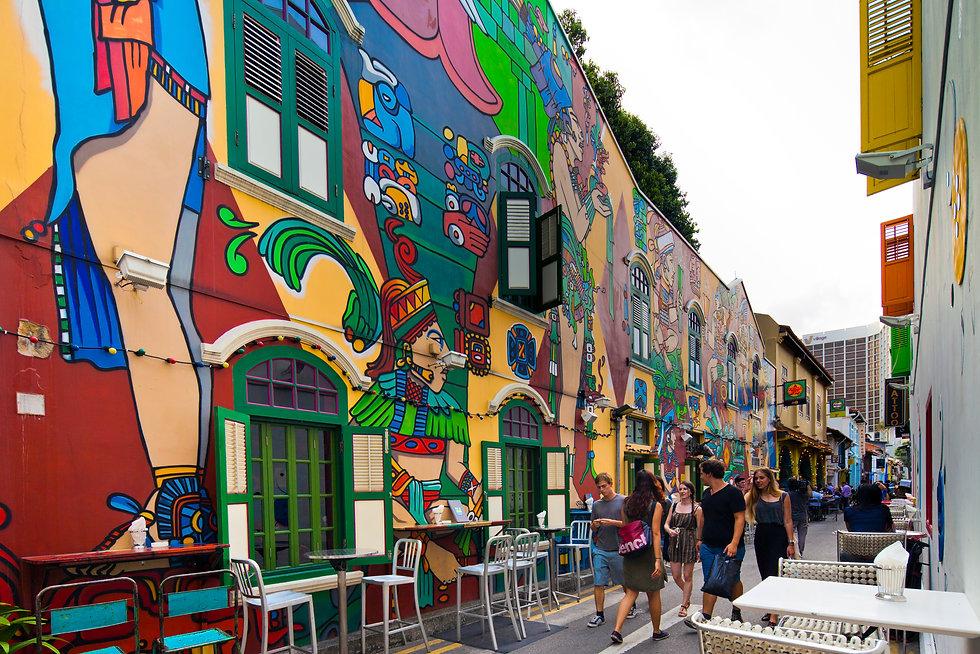 Kampong Glam Walking Tour Singapore