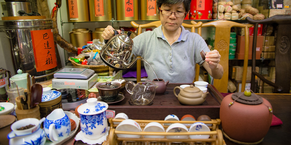 Chinatown Business: Innovating Traditions (Coming soon!)