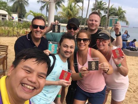 Singapore Tours_MICE & Educational Tours_Siloso Beach Sentosa
