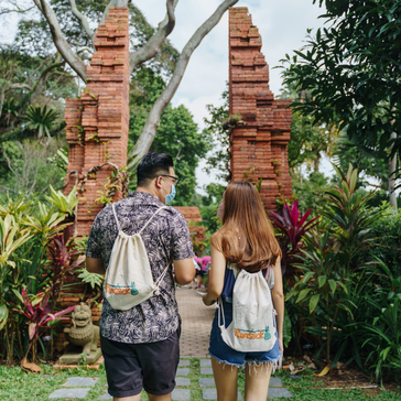 Fort Canning Puzzle Hunt