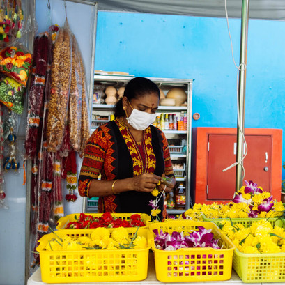 Little India Food & Flowers