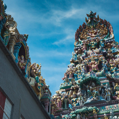 Little India Temple