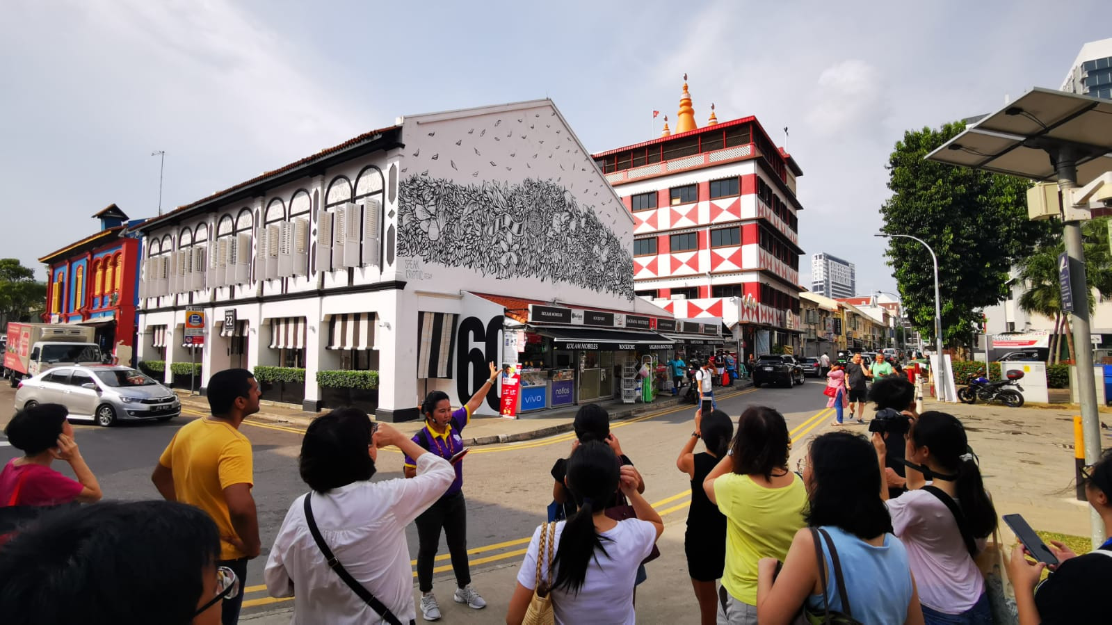 MICE Events_Artwalk Little India_Monster Day Tours