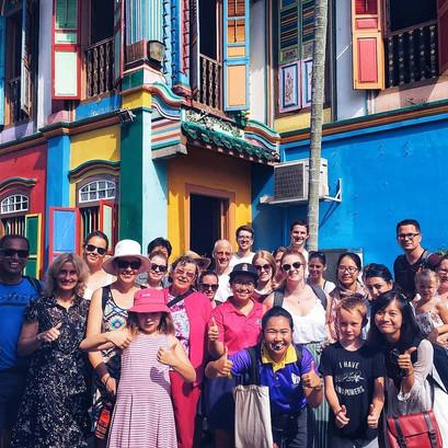 Little India Photo Spot at House of Tan Teng Niah