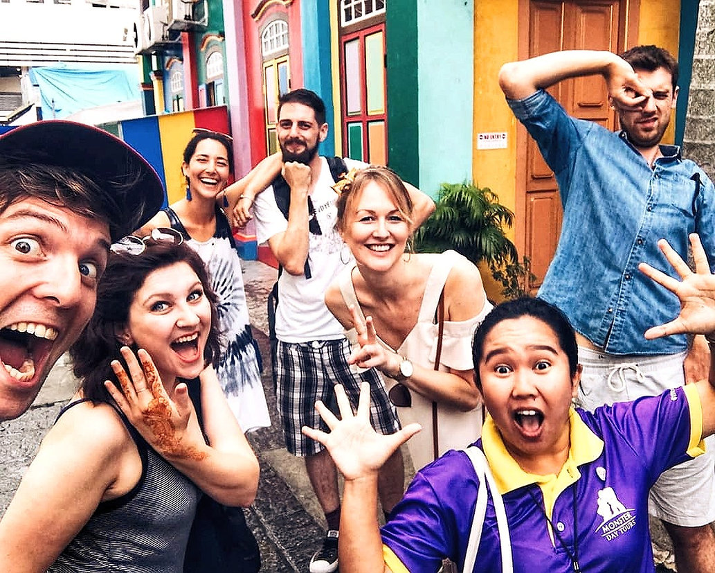Redefining domestic tourism in Singapore with Monster Day Tours