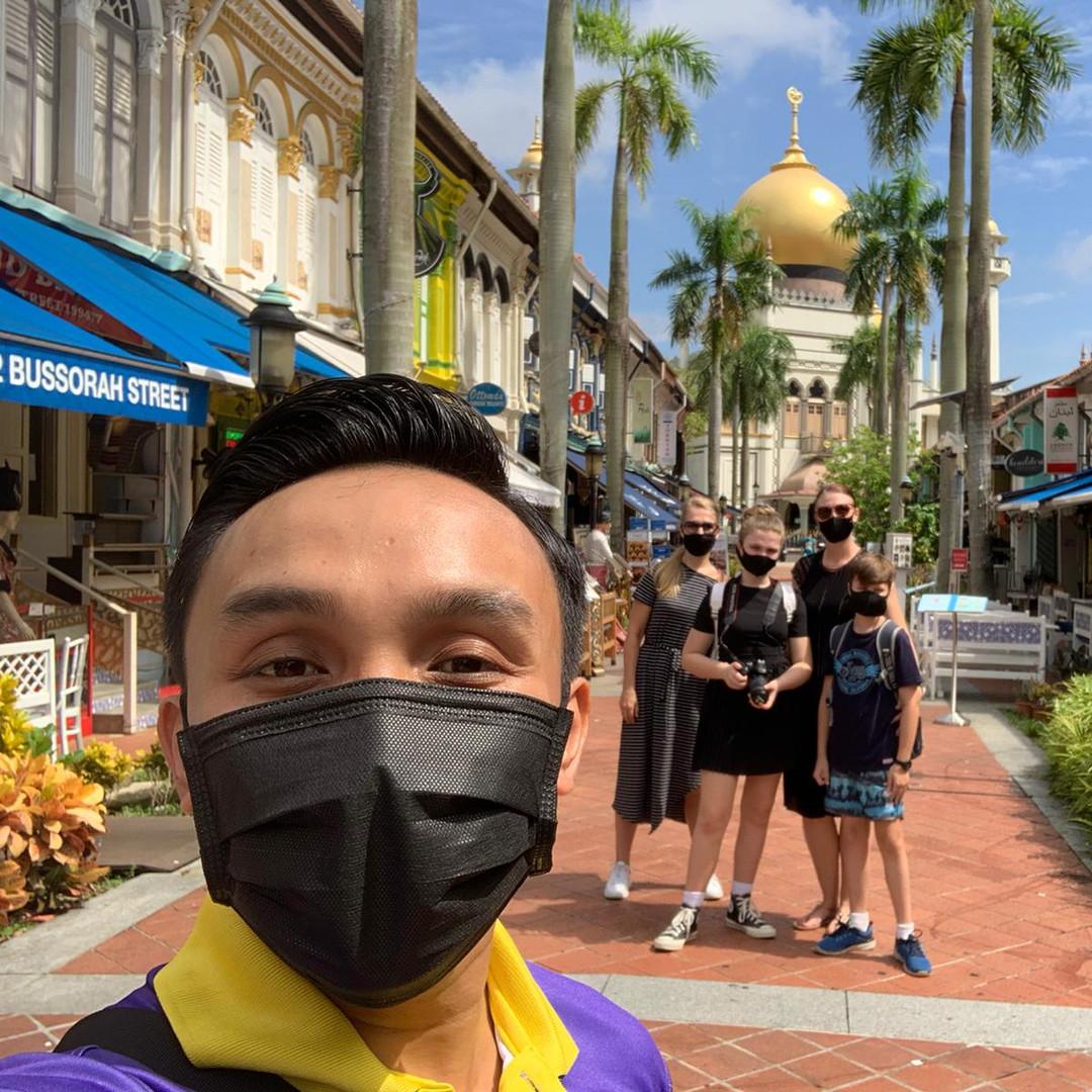 Kampong Glam Walking Tour