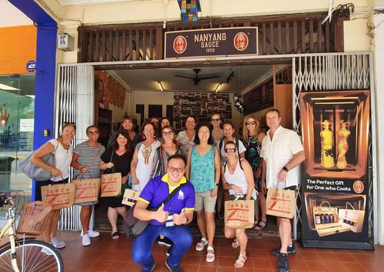Singapore Tours_MICE & Educational Tours_Nanyang Sauce