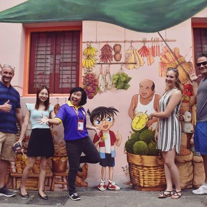 Chinatown Heritage Tour