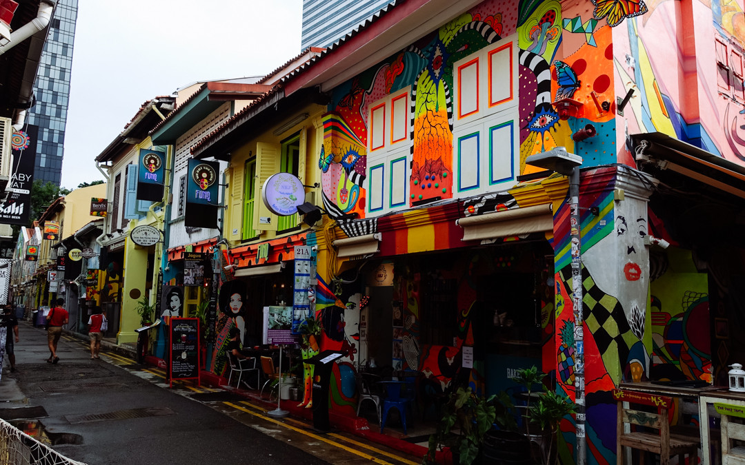 Virtual Learning Journey at Kampong Glam