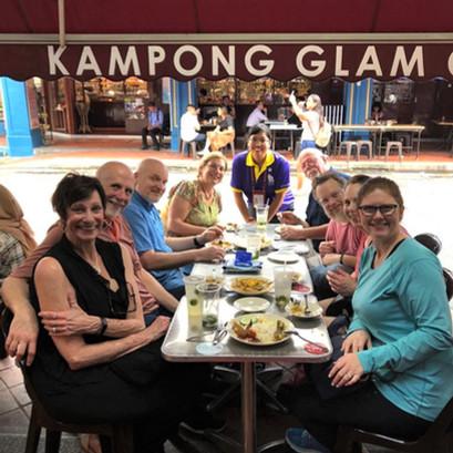 Food at Kampong Glam