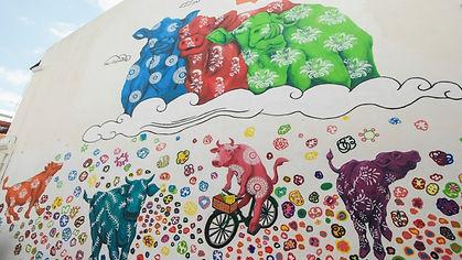 Hidden photo spots singapore_Little India Art Murals
