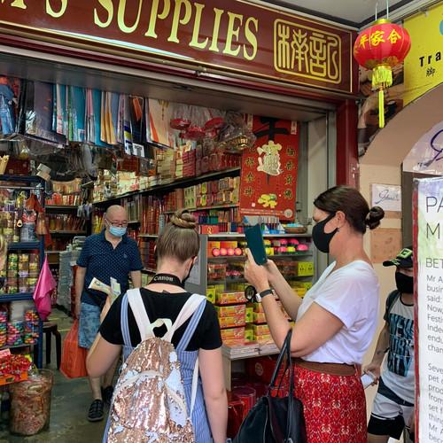 Chinatown Heritage Trail