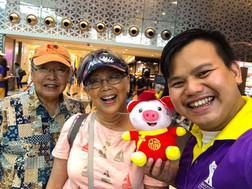 Singapore Tours_Private Tour_Couple Chinese New Year