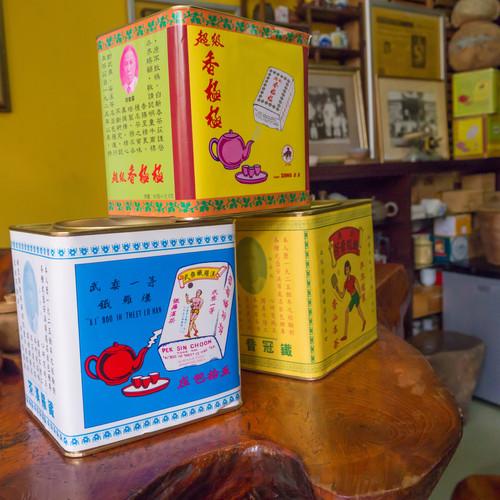 Chinese tea appreciation